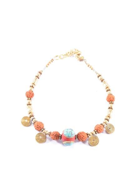 Tedz Collection Kadın Renkli Halhal