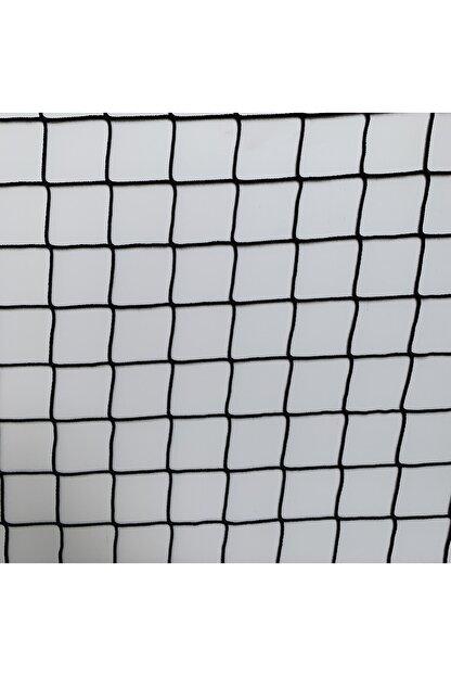 Nodes 100*400cm Siyah  Balkon Filesi Ağı