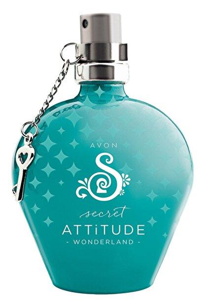 Avon Secret Attitude Wonderland Edt 50 ml Kadın Parfümü 5050136409784