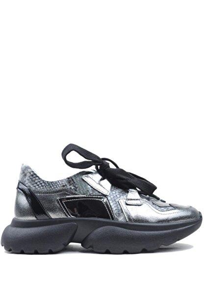 Buffalo Siyah Rosalıa Women Sneaker 2020