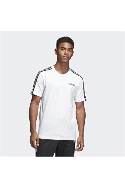 adidas E 3S TEE Beyaz Erkek T-Shirt 100411859