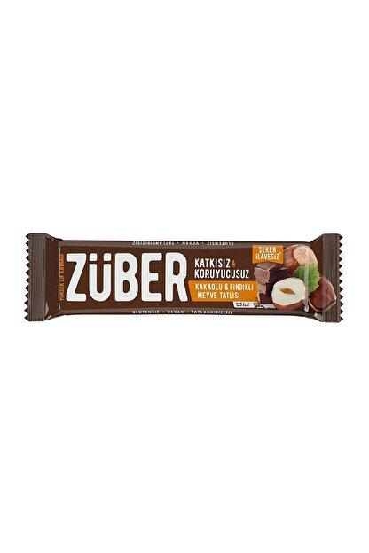 Züber Bar 40 gr Fındık Kakao 3'lü