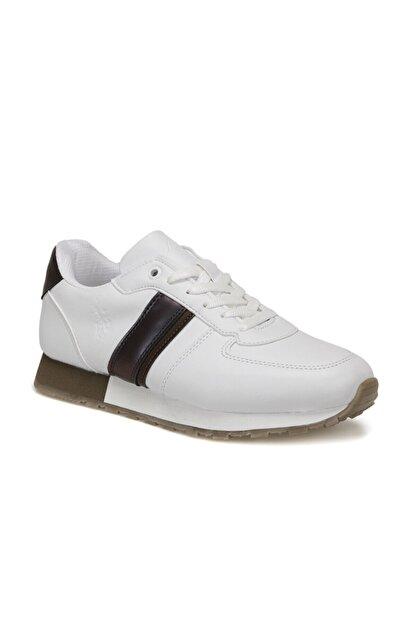 US Polo Assn KATYA Beyaz Kadın Sneaker 100551390
