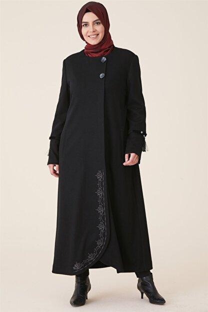 Doque Kadın Siyah Kaban Do-a9-57010-12