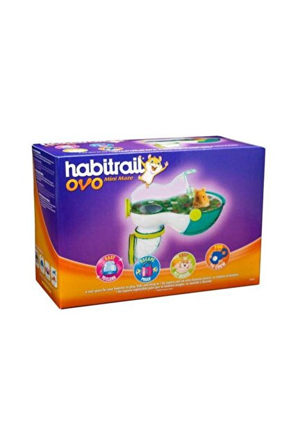 Habitrail Ovo Mini Maze-add On Hamster Labirenti