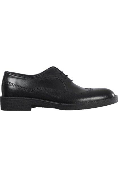 Pierre Cardin Erkek Hazır Taban Ayakkabı 104011 Siyah