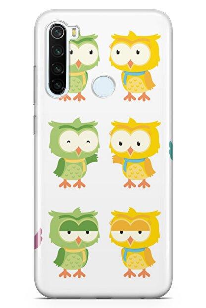 Melefoni Xiaomi Redmi Note 8 Owl Serisi Anastasia Kılıf