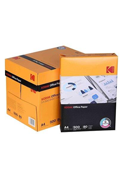Kodak A4 Fotokopi Kağıdı 80 Gr. 1 Koli (500x5 Paket - 2500 Sayfa)