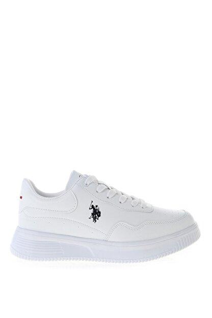 Polo Abe Beyaz Kadın Sneaker 100488846