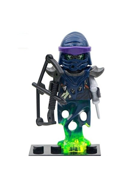 Legoedly Lego Uyumlu Ninjago Soul Archer Minifigür