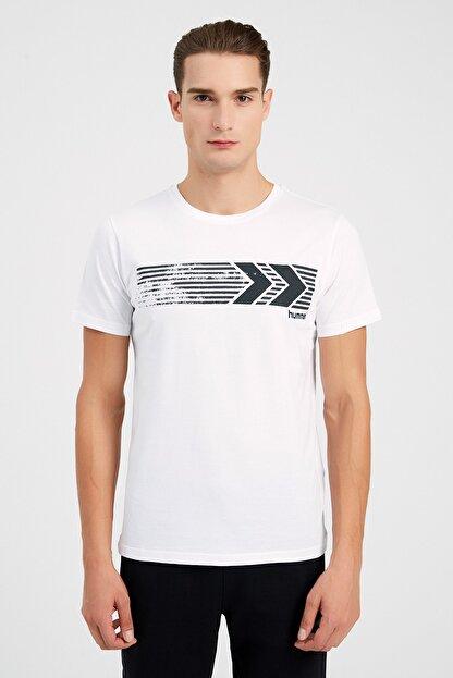 HUMMEL Erkek Spor T-shirt - Hmlsalmon T-Shırt S/