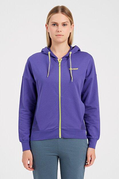 HUMMEL Kadın Spor Ceket - Hmlhappinest Zip Hoo