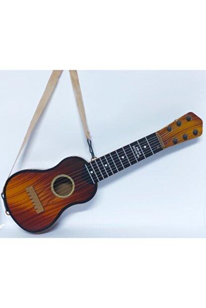 Brother Toys Kahverengi Oyuncak İspanyol Gitar 6 Telli