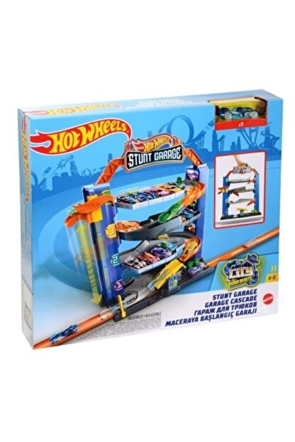 HOT WHEELS Hw Mini Garaj