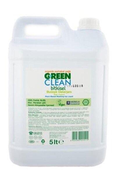 Green Clean 5000ml Organik Elde Bulaşık Deterjanı