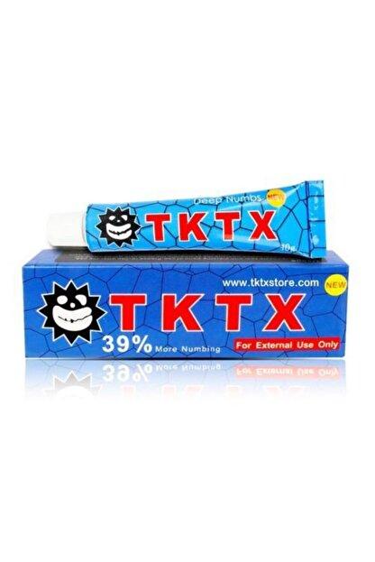 TKTX Tktx 10gr Mavi Uyuşturucu Krem Kalıcı Makyaj, Microblading Aneste