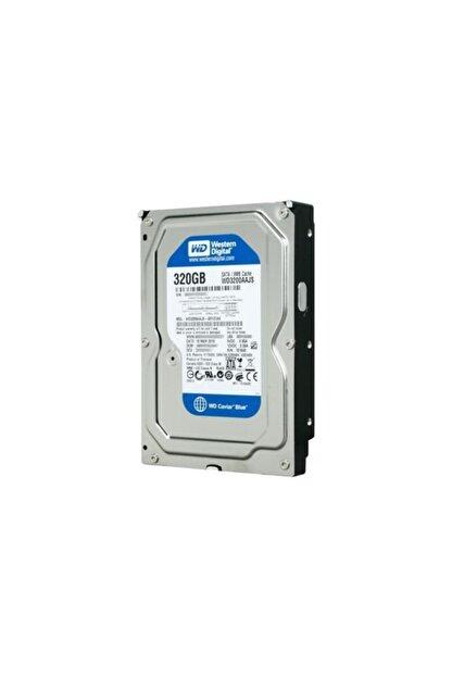 WD 320 Gb 3,5 Inc 7200 Rpm Sata Pc Hdd Wd3200aajs