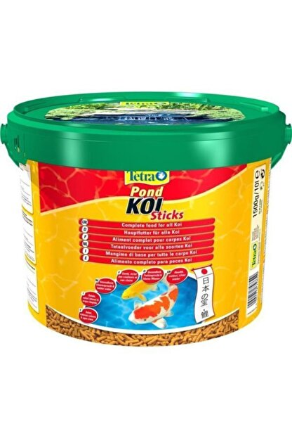 Tetra Pond Koi Sticks 10 Lt