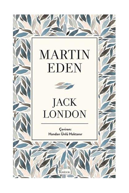 Koridor Yayınları Martin Eden(Bez Ciltli) - Jack London -