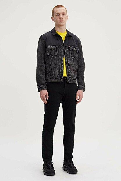 Levi's Erkek Siyah 512 Slim Taper Fit Jean Pantolon 28833-0013
