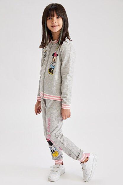 Defacto Kız Çocuk Daisy Duck Jogger Eşofman Altı