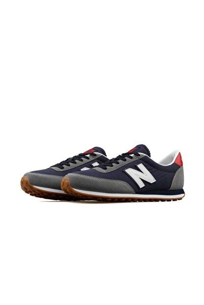 New Balance Erkek Gri Sneaker
