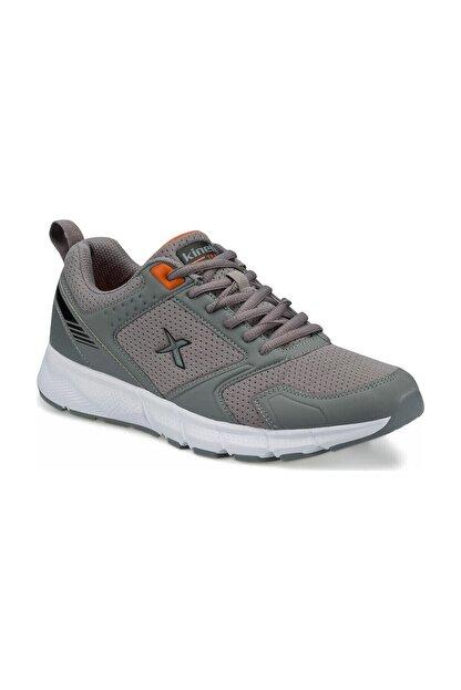 Kinetix GIBSON 1FX Gri Erkek Koşu Ayakkabısı 100785126