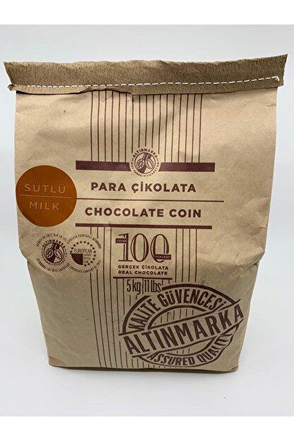 Altınmarka Sütlü Para Çikolata (ALT-211) 5 Kg