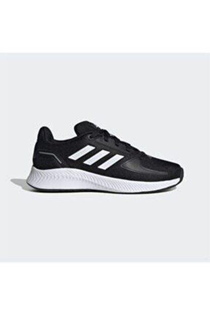 adidas Kadın Siyah Bağcıklı Koşu Ayakkabısı Fy9495