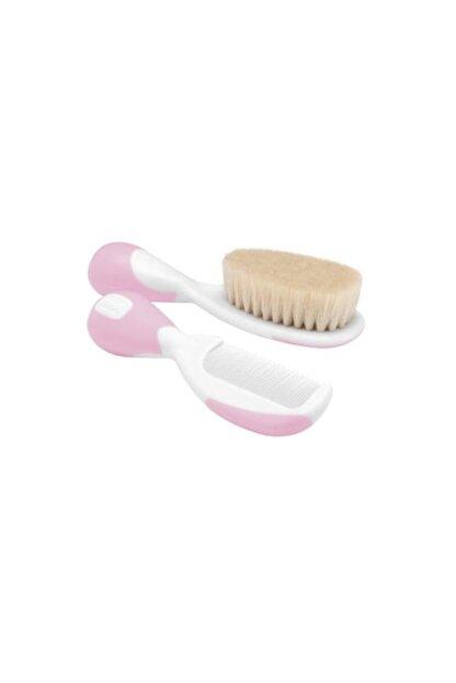 Chicco Pembe Tarak Fırça Seti