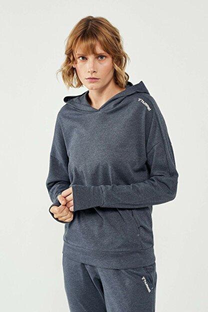 HUMMEL HMLGANG Lacivert Kadın Sweatshirt 101085910