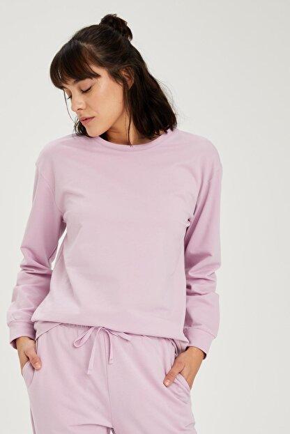 Defacto Kadın Relax Fit Sweatshirt