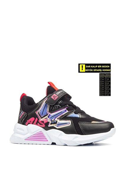 Alessio Kız Çocuk Günlük Spor Ayakkabı