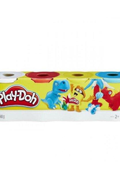 Play Doh Oyun Hamuru 4 Renk Çeşitli Renkler Iki Modelli