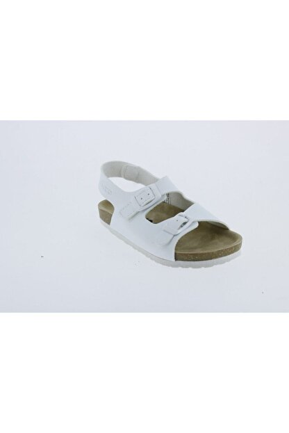 Vicco 321.b20y.360 Kız Çocuk Beyaz Anatomik Sandalet Ayakkabı