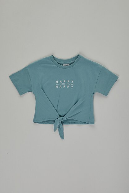 PAULMARK Kız Çocuk T-shirt