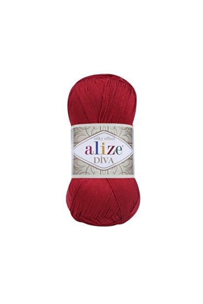 Alize Diva Kırmızı 106