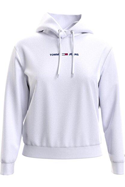 Tommy Hilfiger Tjw Lınear Logo Hoodıe