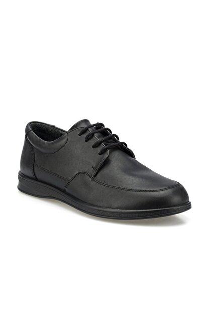 Polaris 160000.M Siyah Erkek Klasik Ayakkabı 100500839