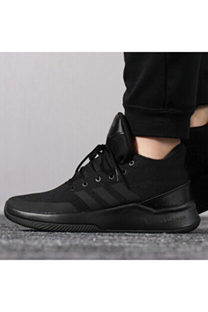 adidas Erkek Siyah Basketbol Ayakkabısı