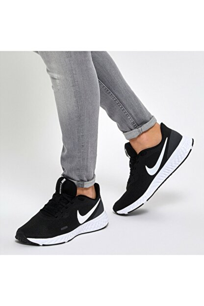 Nike Revolutıon 5 Erkek Yürüyüş Koşu Ayakkabı Bq3204-002