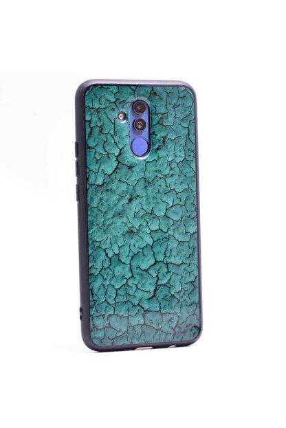 Dijimedia Huawei Mate 20 Lite Zore Pane Kapak Yeşil