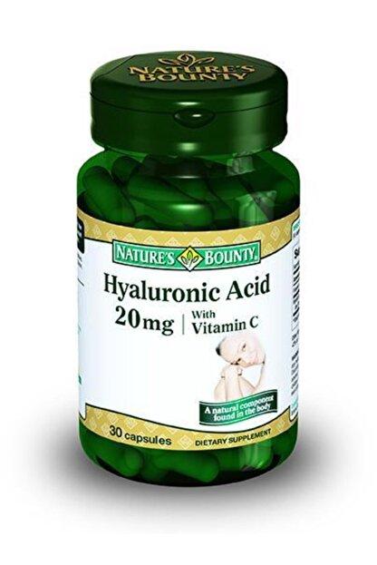 Natures Bounty Hyaluronic Acid 30 Kapsül