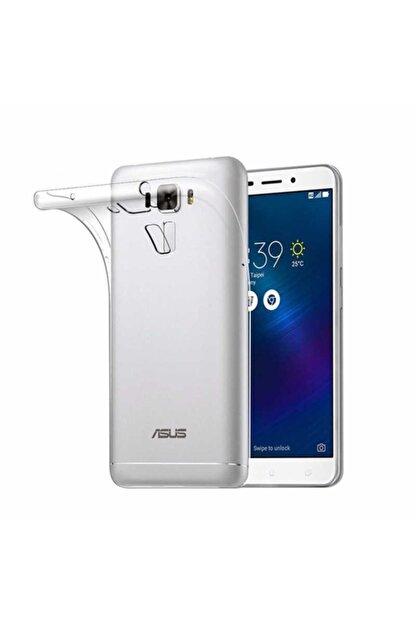 Dijimedia Asus Zenfone 3 Laser Zc551kl Kılıf Zore Süper Silikon Renksiz