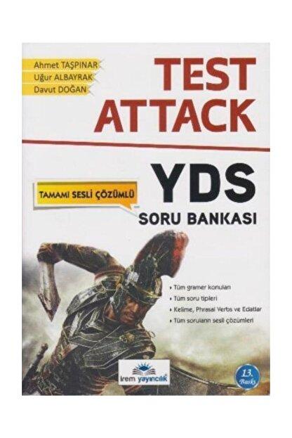 İrem Yayıncılık Irem Yayınları Yds Test Attack Soru Bankası