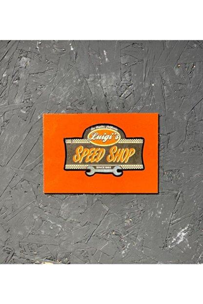 Kasaba Dükkan Speed Shop Tasarım Kasaba El Yapımı Plaka Tablo