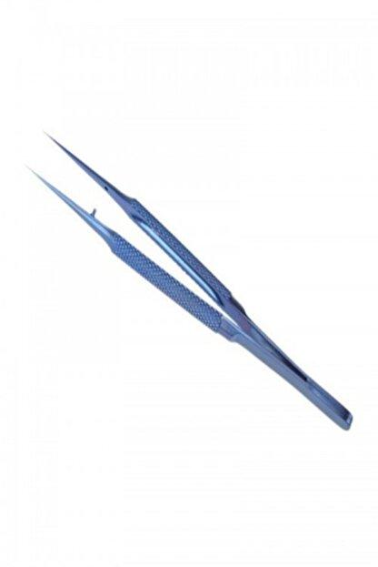 Best Mavi Titantum Alaşımlı Profosyonel Entegre Cımbızı 0.15 mm