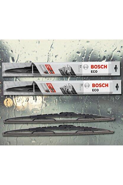 Bosch Usta Parçacı Toyota Yaris Silecek Takımı 2006-2010 Eco