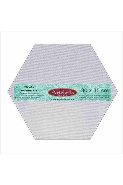 Artebella Ktat3035 (preslenmiş) Tuval Kompozit Altıgen 30x35 Cm Fiyatı,  Yorumları - TRENDYOL
