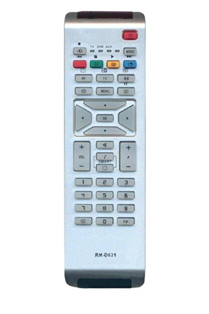 Philips Rm-d631 Tv Kumandası